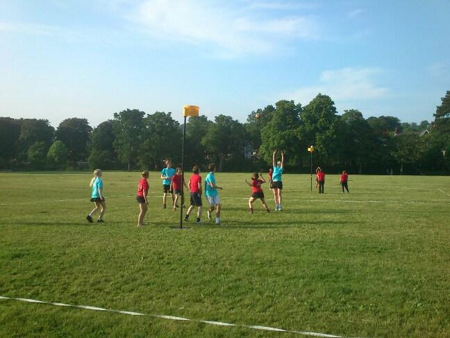Korflite Cardiff Summer League 2014