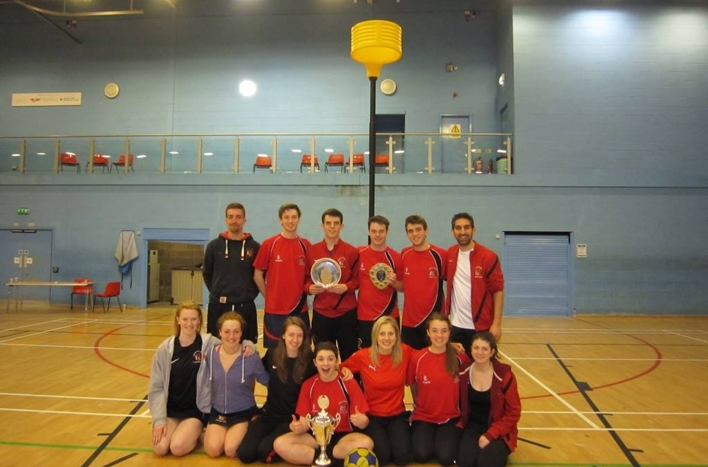 Cardiff University win Welsh Cup