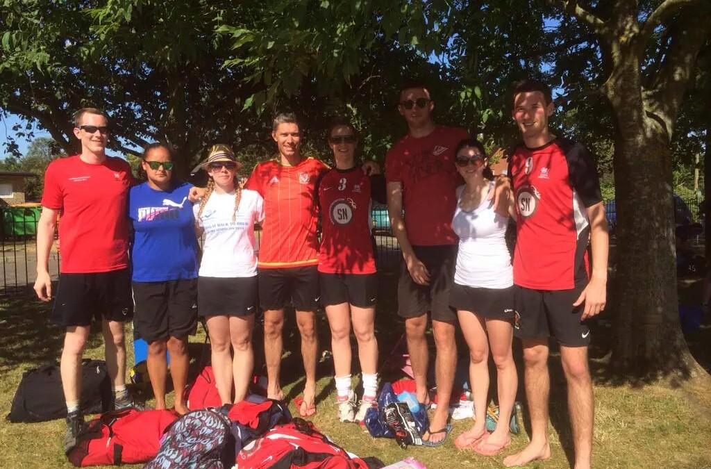 Wales Win Kent International Tournament
