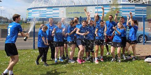 Cardiff City Regain Welsh League Title